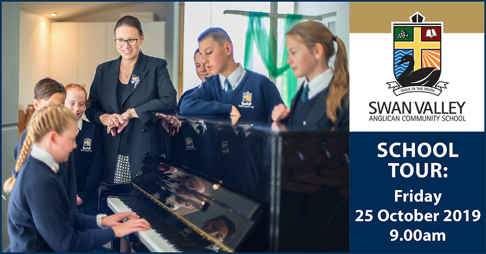 SVACS School Tour 25 October 2019