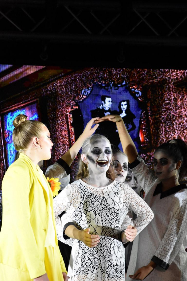 The Addams Family Musical Comedy young@part production  : Image 11