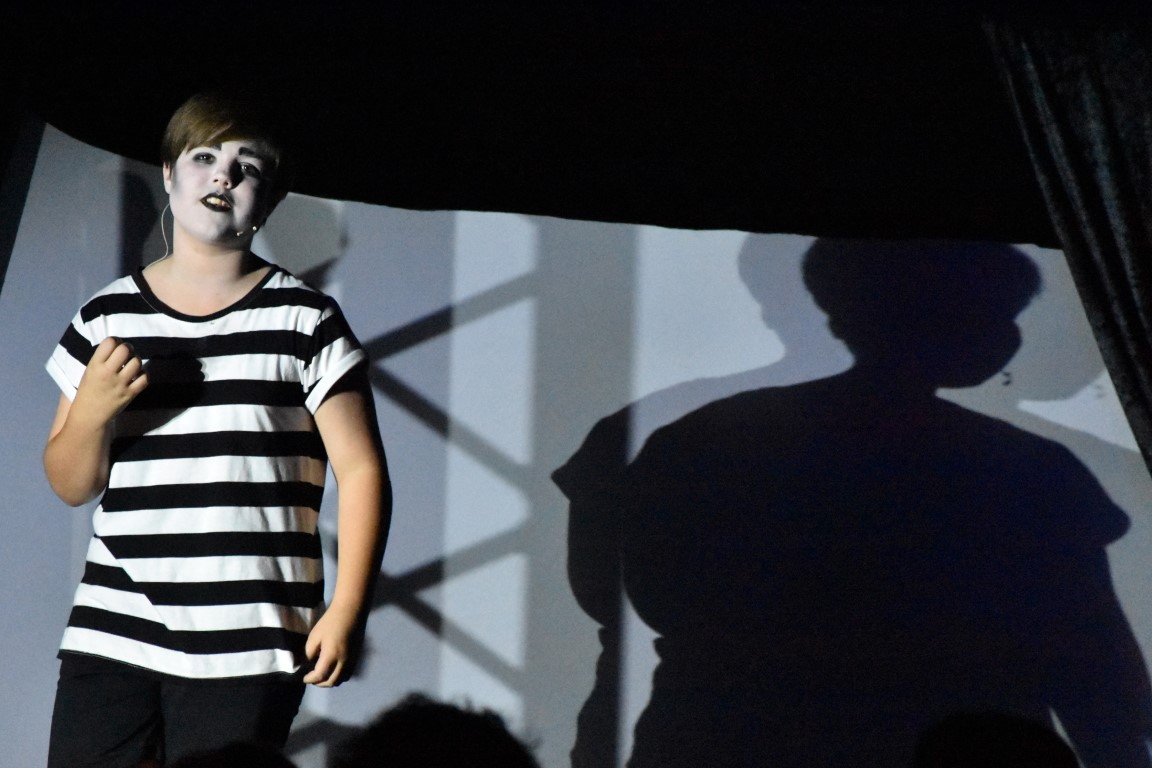 The Addams Family Musical Comedy young@part production  : Image 12