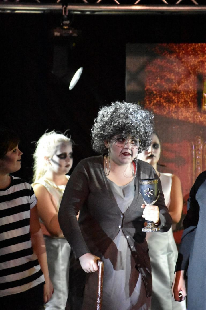 The Addams Family Musical Comedy young@part production  : Image 14