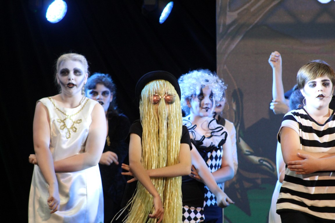 The Addams Family Musical Comedy young@part production  : Image 23