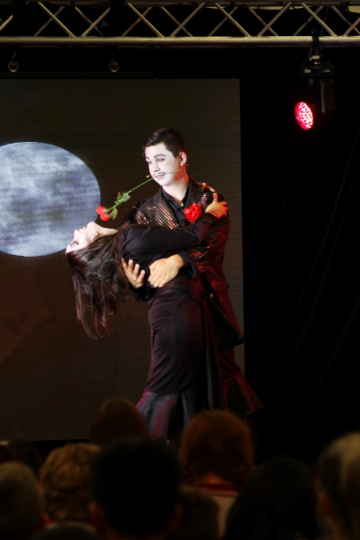 The Addams Family Musical Comedy young@part production  : Image 27