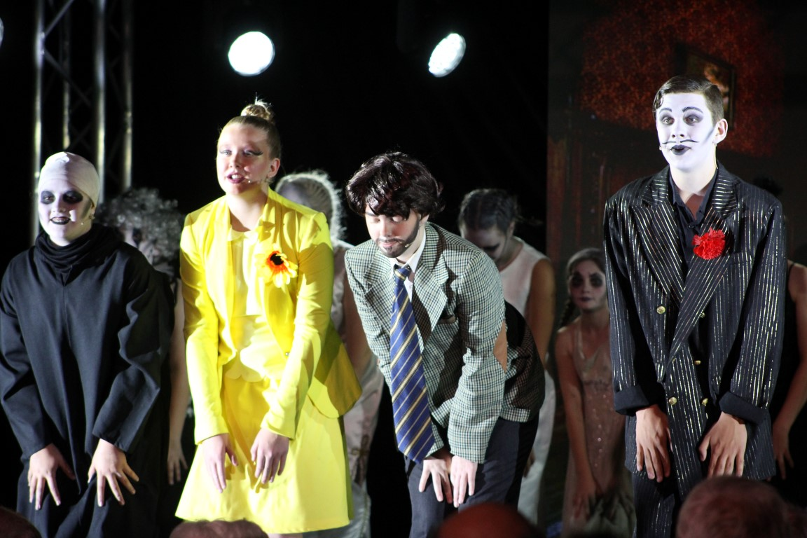 The Addams Family Musical Comedy young@part production  : Image 30