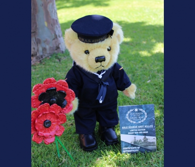 Great War ANZAC Bear