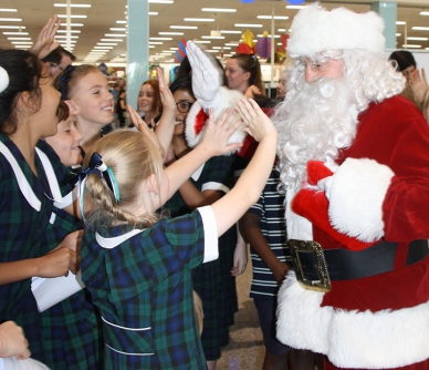 Carols at Ellenbrook Central