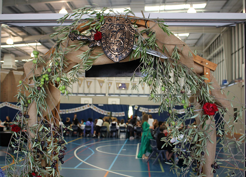 Medieval Day at SVACS : Image 3