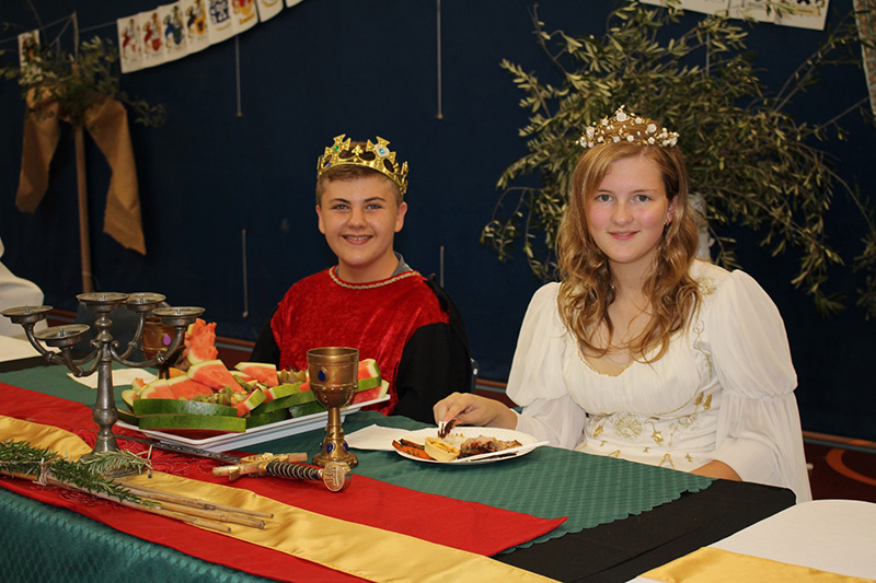 Medieval Day at SVACS : Image 1