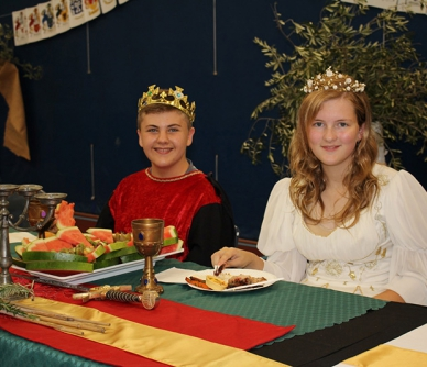 Medieval Day at SVACS