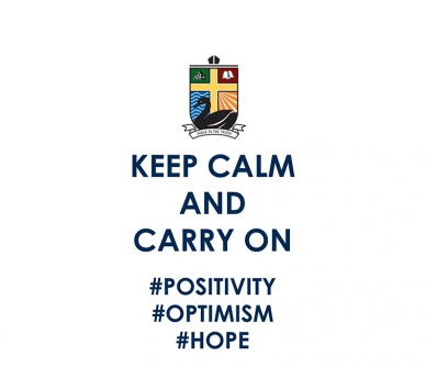 POSITIVITY, OPTIMISM & HOPE