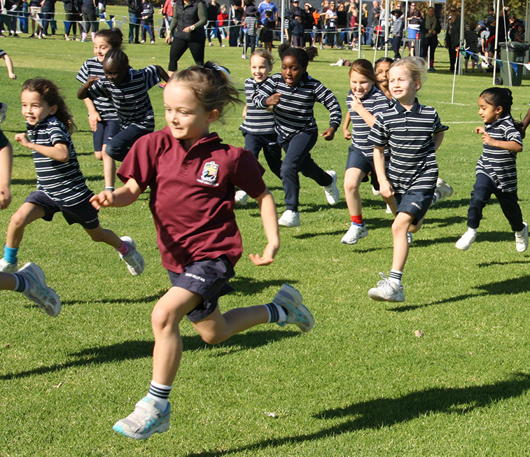 Primary School Cross Country Carnival : Image 1