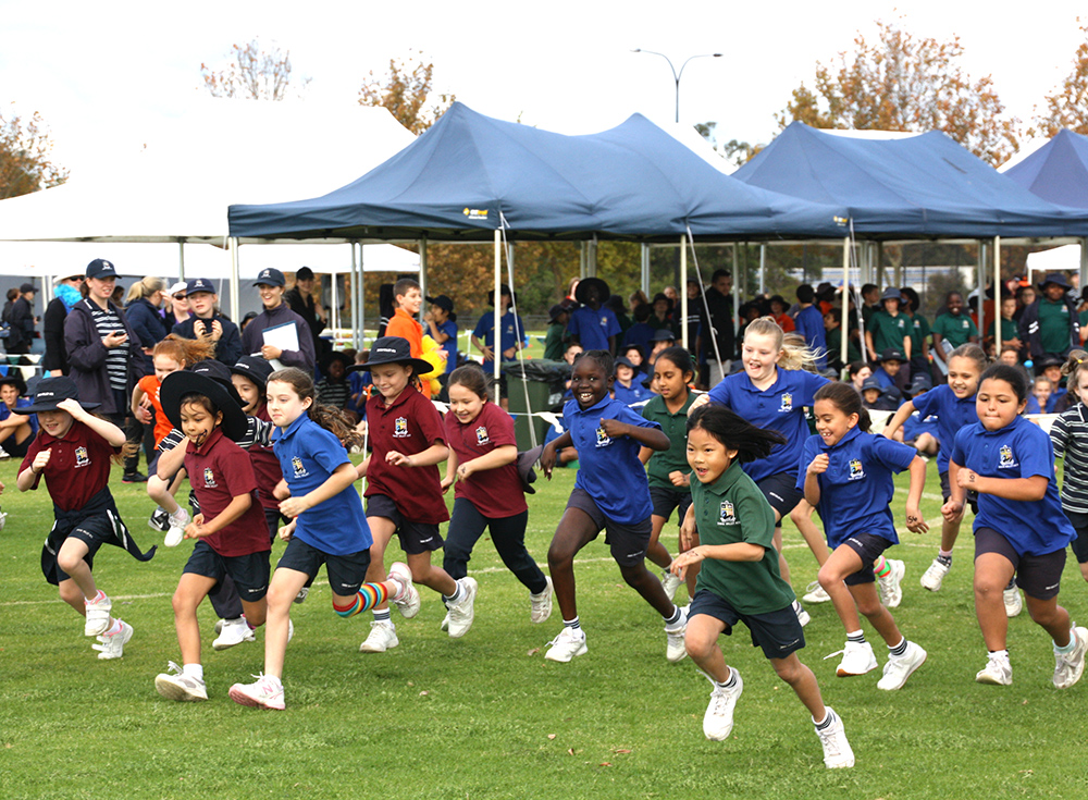 Primary School Cross Country Carnival : Image 9