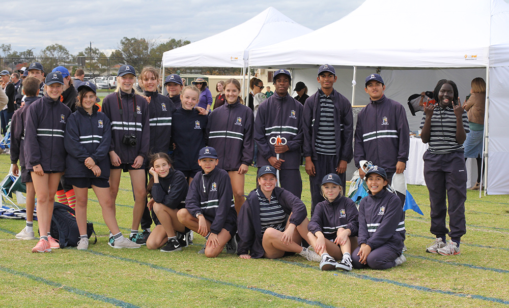 Primary School Cross Country Carnival : Image 13