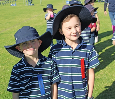 Primary Cross Country Carnivals