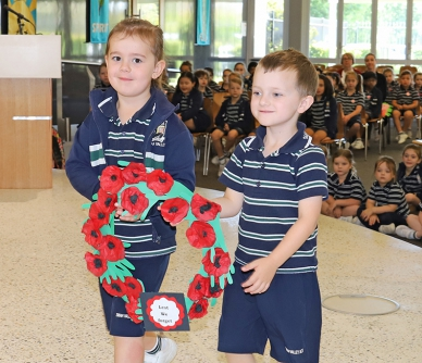 Remembrance in Early Years