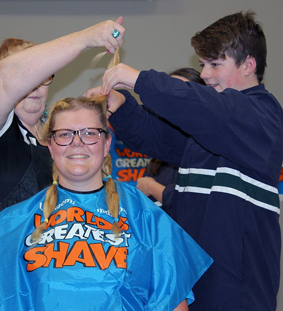 World's Greatest Shave 2018 : Image 11