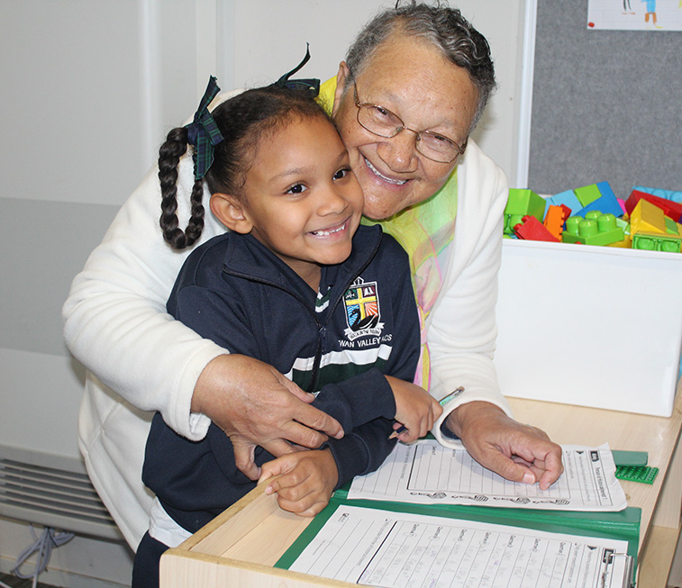 Year 2 Grandparents Day