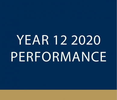 Year 12 2020 Performance