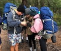 Year 12 Outdoor Ed hiking Expedition : Image 1