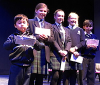 ASC Piano Competition Success