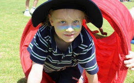Early Years Athletics Carnival