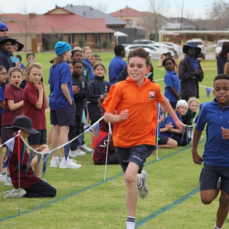 Junior Years Cross Country Carnival