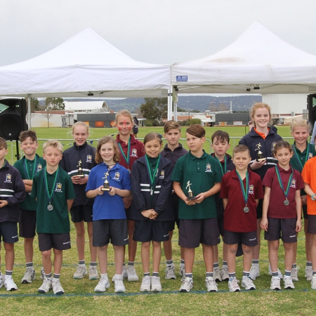 Junior Years Cross Country Carnival Champions