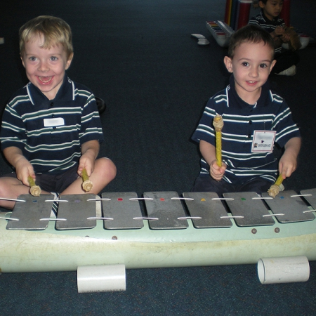 Kindergarten Music Incursion