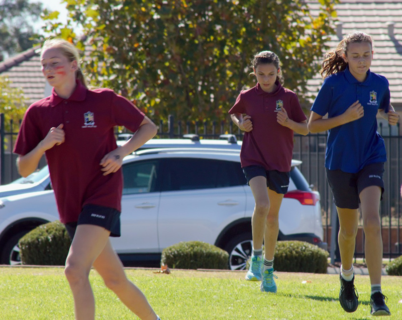 Secondary House Cross Country