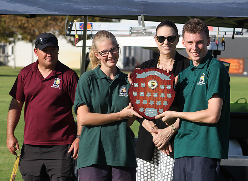 Secondary Cross Country Shield - Waylen House
