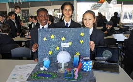 Science Week: Destination Moon