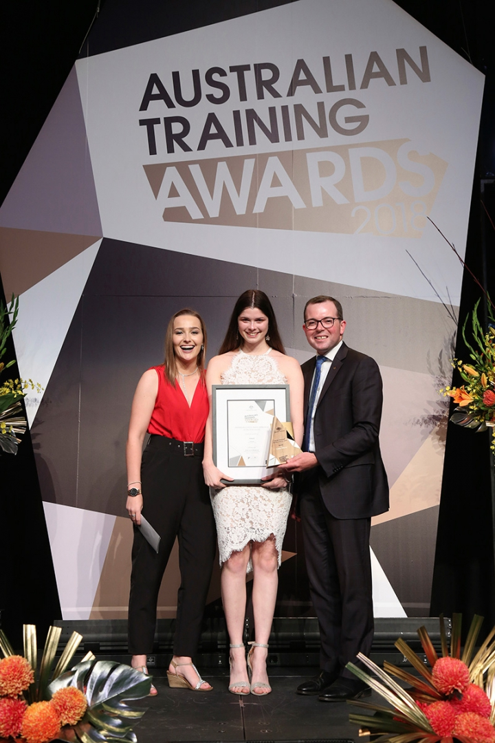 Australian School Based Apprentice of the year! : Image 3