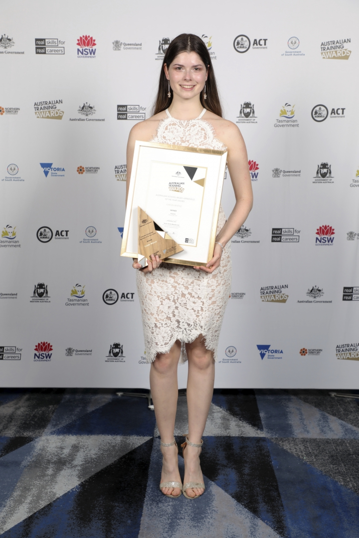 Australian School Based Apprentice of the year! : Image 4