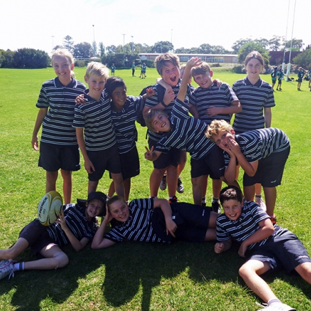 Year 5 Touch Rugby Carnival