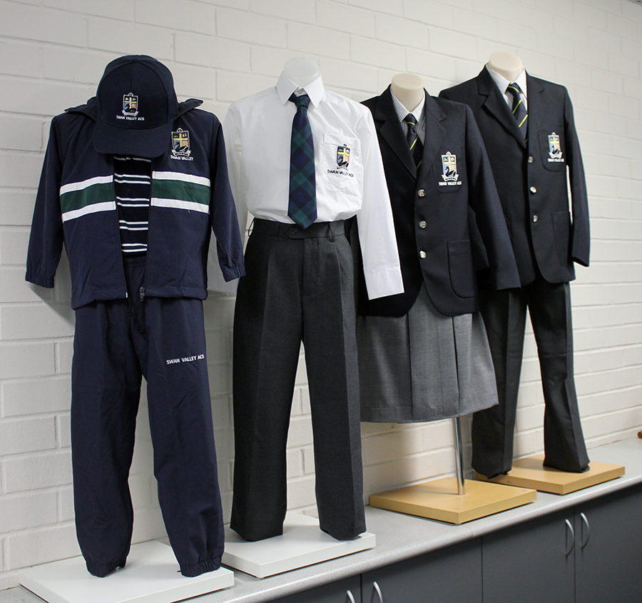SVACS Winter Uniforms